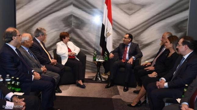 الحكومة المصرية ترغب في الاتفاق على برنامج جديد مع صندوق النقد الدولي