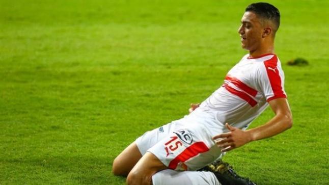 لاعب الزمالك يكشف عن هدفه في كأس الأمم الأفريقية تحت ال23