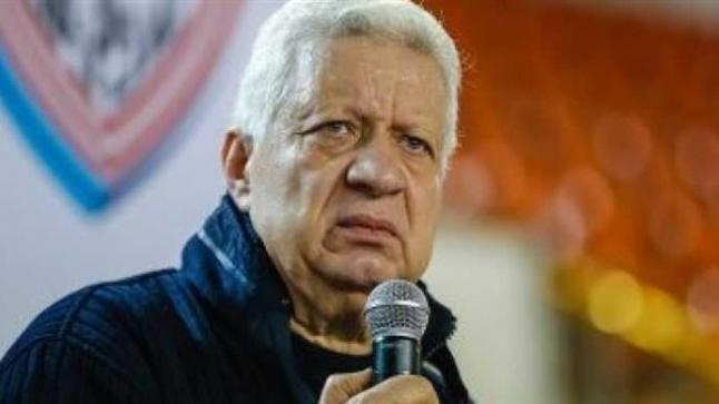 مرتضى منصور يطلب تأجيل مواجهة القمة ويهدد بالانسحاب من الدوري