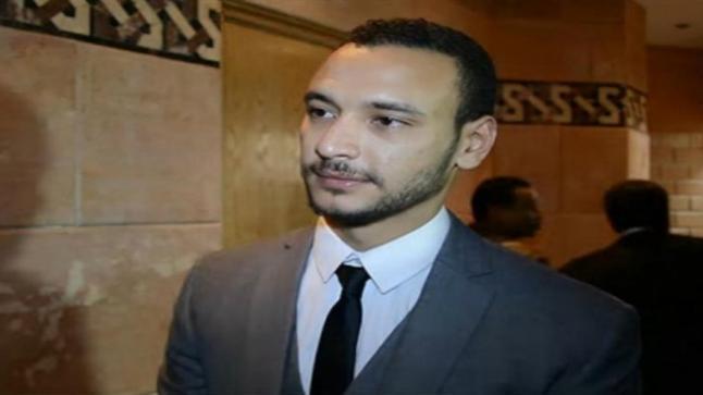 """أحمد خالد صالح ضابط في """"العارف .. عودة يونس"""""""